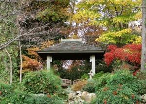Maynard Garden Pagoda
