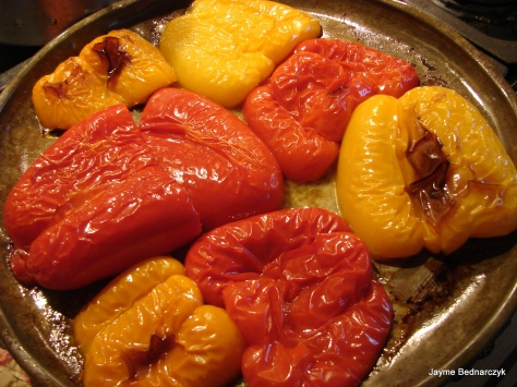 1 Roasted Peppers